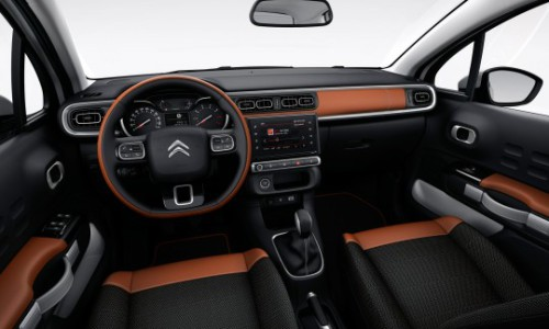 Citroen C3 2016 interieur